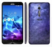 Wholesale Deluxe 4g - Android5.0 4G Smartphone ASUS Zenfone 2 Deluxe ZE551ML 5.5inch Intel Atom Z3580 Quad Core 2GB RAM 16GB ROM 13.0MP MobilePhone