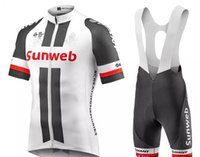 Wholesale Giant Mtb Bikes - new GIANT sunweb pro cycling jersey 2017 Cycling enthusia Bisiklet sport suit bike maillot ropa ciclismo Bicycle MTB bicicleta clothing set