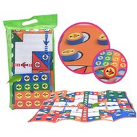 Wholesale Mat Activity Gym - Wholesale- HIINST Baby Kids Play Mat Toy Child Activity Soft Toy Gym Crawl Creeping Blanket Foam Floor Style Toys Oct6 Drop Shipping