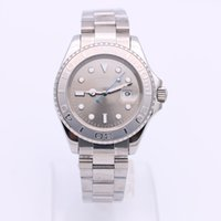 Wholesale Men Luxury Automatic Watch Replicas - Ro lix YACHT AAA MASTER watch automatic mechanical 40mm men luxury brand watches royal famous brand replicas watches Watch model