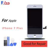 Original AAA + + + für iPhone 7 PLus LCD Display Digitizer mit Touchscreen Ersetzen Kompatibel für IOS 11 Test One by One 100% Arbeit