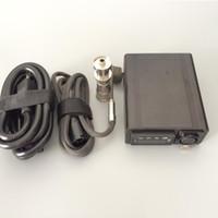 Wholesale titanium coil ecig for sale - Group buy Original Smoking Enail controller box vapor kit DIY heater coil e nail mm mm for Domeless Titanium Nail for Dnail Enail Vaporizer ecig