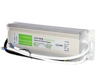 Wholesale Ac Dc Adapter Output 12v - Output DC 12V 24V 36V 150W Transformers waterproof LED power supply led driver for outdoor Lighting input AC 110V 220V adapter