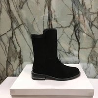 Wholesale High Ankle Boots Price - 8072In the winter of 2017 new European leather shoes, with a warm, ankle boots, high quality and low price