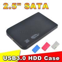 ssd dizüstü bilgisayar sabit diskleri toptan satış-Toptan Satış - Evrensel USB 3.0 2.0 USB3.0 Harici 2.5