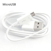 Micro USB Sync Data 3 pies 1M Cables de carga Cargador para Samsung S8 Plus S7 S6 Edge Micro Cables Huawei HTC LG Opp