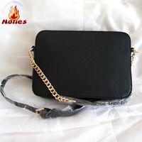 Wholesale Leather Lace Handbags - Wholesale-Famous Brand designer 2017 woman leather handbags Messenger Bag Small flap M Bag Fashion Style Shoulder Bag for Female bolsos