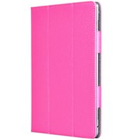 Wholesale mediapad lite for sale - Group buy Silking PU Leather Cover Case for Huawei MediaPad M3 Lite Youth BAH W09 BAH AL00 inch Tablet Clear Screen Protector