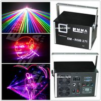 Red outdoor entertainment systems - 5W rgb Color Indoor Outdoor Stage Show Laser System Price