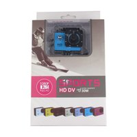 Wholesale Cheapest Mini Sd Card - Cheapest copy for SJ4000 A9 style 2 Inch LCD Screen mini camera 1080P Full HD Action Camera 30M Waterproof Camcorders Helmet Sport DV