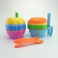 Wholesale Food Bowls - MinBoutique M17095 Baby Conditioner Complementary Cooking Bowl Food Juicer