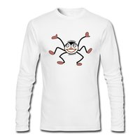 Wholesale Most Popular T Shirts - Latest Special High Discount Shirts Strange Funny Spider On T-shirts For Men Boys New Casual Style the Most Popular Tees