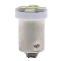 ingrosso lampadina verde 1157-BA9S 1210 5SMD 3528 Chips LED auto lampadina interna cruscotto Lampadina 12V DC lampadine auto
