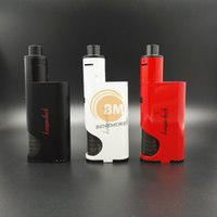 Venta al por mayor-Genuine Kanger Dripbox 60W Starter Kit Cigarrillos Electrónicos con 7ML Big Capacidad Subdrip Tanque VS eVic-VTC mini Kit eGo AIO Kit