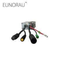 Wholesale Electric Bike Controller 36v - Free shipping 36V15A sin-wave controller for 36V250W electric bike hub motor kit