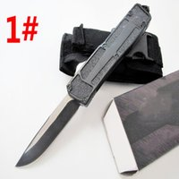 Wholesale Knife For Survival - HIght Recommend mi scarab 11 models optional Hunting Folding Pocket Knife Survival Knife Xmas gift for men D2 ZT A07 A16 A161 copies 1pcs