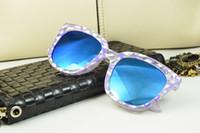 Wholesale Male Fashion Sunglasses - Ms 15918 men dazzle colour V brand sunglasses Male and female star fashion sunglasses with glasses
