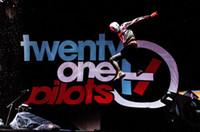 "Wholesale Pilot Figures - Twenty One Pilots Music Band Group Fabric poster 36"" x 24"" Decor -03"