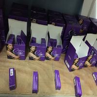 Wholesale purple lipstick for sale - Brand Selena Matte Lipsticks Cosmetic M Makeup Amor Prohibido Dream of You Liquid Lipstick Lips Cosmetics Purple Tube Color DHL Free