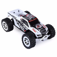 Wholesale car racing girls - Wholesale- High Speed WLtoys A999 4CH 2.4G Remote Control 25km h RC Car Model Super Sports Racing Car Boys Girls Toys