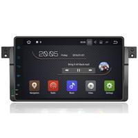 "Wholesale Bmw E46 Dash - 9"" 2G RAM Quad Core Android 7.1 Car DVD Multimedia Radio For BMW E46 M3 Rover 75 MG ZT GPS Navi Tape Recroder WIFI 4G BT4.0 SWC OBD DVR RDS"