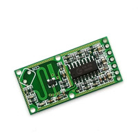 Wholesale Human Senses - Human Body Induction Module RCWL-0516 Microwave Radar Inductive Switch Module Intelligent Sensing Detector