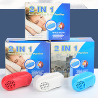 Wholesale Sleeping Aid Nose Device - NEW Relieve Snoring Snore Stopping Nose Breathing Apparatus Apnea Guard Sleeping Aid Snoring Cessation Device Silicone Anti Snore Retail Box