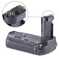 Wholesale Eos 7d Grip - Mamen KM-7D2 Vertical Battery GRIP for CANON EOS 7D MARK II 2 Digital SLR Camera BG-E16 Replacement works with LP-E6 LP-E6N Battery or 6 AA