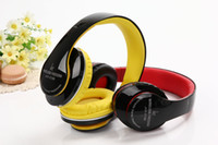 Wholesale blackberry pc - JKR-213B Wireless Bluetooth Headphones Earphones Headsets 1 in 3 Function Mic MP3 FM Radio TF Card Slot For iOS Android MP3 MP4 PC