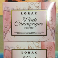 Wholesale Eye Shadow Palette Contour Makeup - 2017 NEW Lorac pinkchampagne blush makeup palette Holiday Mega PRO Palette Eye Shadow 7Color blush contour DHL ship