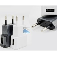 Wholesale Huawei Dock - Micro USB Wall Charger Travel Adapter 5V 1A For Samsung Galaxy S5 NOTE 3 LG HTC Huawei A+ Quality US EU Plug DHL Free Shipping