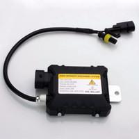 hid xenon kit 35w h1 venda por atacado-Magro HID carro 35 W Xenon Conversor de Conversão Digital Kit para H1 H3 H3C H4-1 H4-2 H7 H8