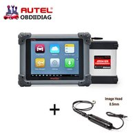 Wholesale bluetooth ecu - AUTEL MaxiSys Pro MS908P Automotive Diagnostic & ECU Programming System with J2534 reprogramming box with MV108 Tool