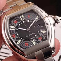 Wholesale Mens Watches Car - Hot Fashion Luxucy Car Racing Automatic 40mm Mens Watch Free Shipping