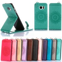 Moda Magnetic PU Leather Card Holder Stand Vertical Flip Case Cover Para Samsung Galaxy S3 S4 S5 S6 S7 S3mini S4mini S5mini S6edge S7edge