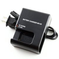 Wholesale Battery En El15 - MH-25 MH25 For Nikon EN-EL15 EN EL15 D600 V1 D800 D800E D7000 Camera Battery Charger