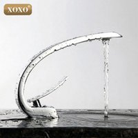 XOXOBainroom Basin Faucet. Brass Made Chrome, Brush Nickel, Torneira de torneira ORB Faucet Basin Sink. Faucet de lavatório de pia 83006