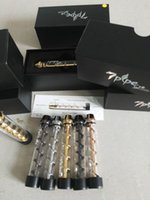 Wholesale Cheap Pens Kits - Cheap 7 pipe twisty glass blunt pipe kit VS dry herb herbal vaporizer Second Edition Herbal Vaporizer pen Dry Herb Kit Newest