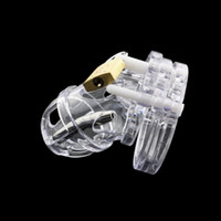 Wholesale chastity devices resale online - Catheters Sounds Penis Chastity Lock Male Chastity Device Cock Cage with Penis Rings and Stainless Steel Catheter Sex toys for Men G139