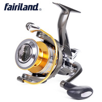 Wholesale Drag Reels - Front and Back drag spinning fishing reel 9+1BB FRA3000-6000 Aluminum spool w  spare spool superior fishing wheel fishing gears w  TPR knob