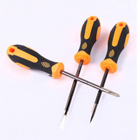 Wholesale Hands Free Cell Phone Kits - Screw Driver Tool Kits Cell Phone Repair Tool Set For iPhone Samsung HTC Sony Motorola LG Small screwdriver free shipping