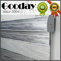 Wholesale Iceland Canada Mexico mixed color day night blind or double layer roller blind