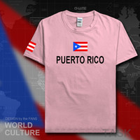 sports pr - Puerto Rico men t shirt fashion jersey nation team cotton t shirt clothing tees country sporting gyms Rican PRI PR