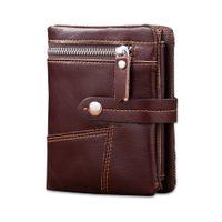Wholesale Graded Sports Cards - wallet for men genuine leather 2017 design gentlemen style high grade hot sales