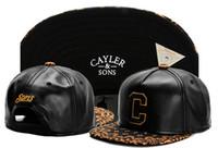 Wholesale Ball Bang - top Sale Cayler & Sons Snapback Cap CROOKLYN BANG Handgun Men Women Hot Baseball Hats Bboy Hip Hop Sports Cap Gorras