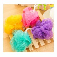 Wholesale Bath Articles - Wholesale-Multicolor bath ball bath necessary articles for daily use 1pcs