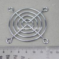 Wholesale Network Protector - Wholesale- 50Pieces LOT Network Rail Fan grille mesh cover 60*60mm 6cm Fan Protector Net Finger Guard Grill