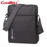 Wholesale Tablet Bags For Women - CoolBell 10 10.6 inch Tablet Laptop Bag for iPad 2 3  4 iPad Air 2 3 Men Women Shoulder Messenger Bag Small Sport Crossbody Bag