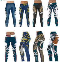 Wholesale sexy yoga pants workout online - Sexy Push Up Fitness Gym Workout Yoga Leggings Stretched Compression Sports Running Tights Slim Skinny Training Trousers Women s