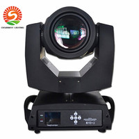 Wholesale Wholesale Dj Lighting Equipment - Free shipping LED DMX lighting 7R 230W Stage DJ equipment 16 chaanels Dual Rotation Prism Touch Screen Moving Head Beam Light AC 110-240V